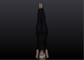 shirshasana